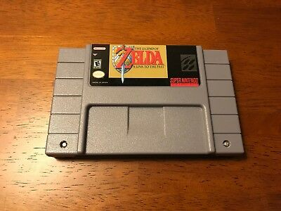 Legend Of Zelda A Link To The Past SNES Nintendo REPRO Saves USA Seller!