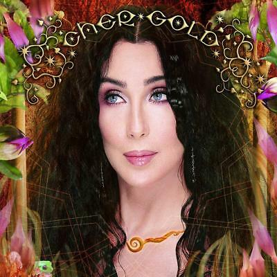 Cher GOLD Best Of 32 Essential Songs GREATEST HITS New Sealed 2 CD