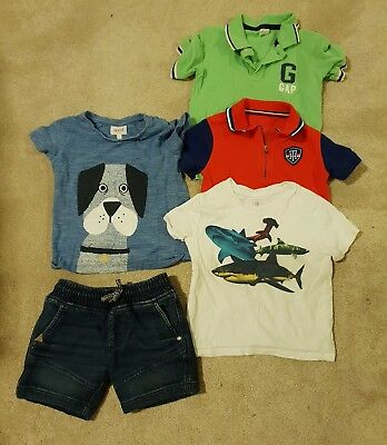 Boys clothing bundle, Size 2, Tommy Hilfiger, Seed, Gap and target