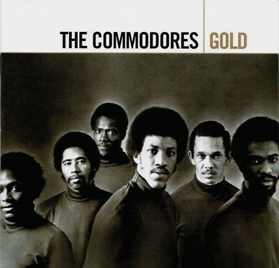 The Commodores GOLD Best Of 39 Essential Songs GREATEST HITS New Sealed 2 CD