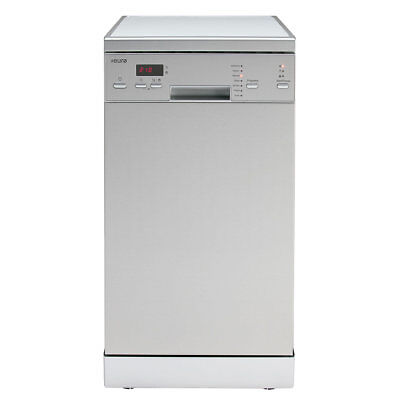 Euro EDS45XS 45cm Stainless Steel 10 Place Dishwasher