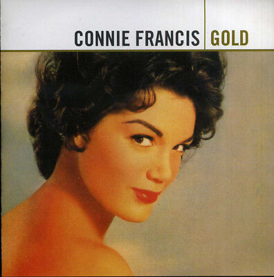 Connie Francis GOLD Best Of 50 Essential Songs GREATEST HITS New Sealed 2 CD