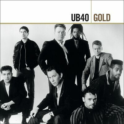 UB40 GOLD Best Of 40 Essential Songs GREATEST HITS New Sealed 2 CD