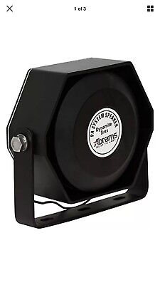 100watt Emergency Siren Speaker