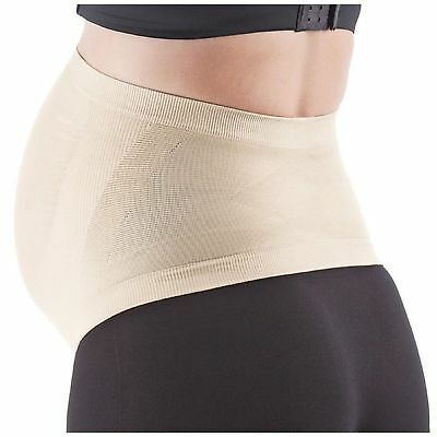 Belly Bandit Belly Boost Maternity Support Size M Nude Pregnancy Band Shaper