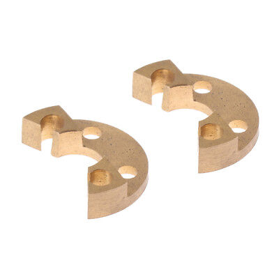 2pcs 22mm French Horn Rotor Stops for French Horn Replacement Accessory