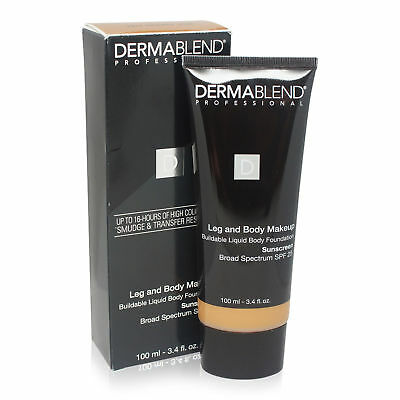 DERMABLEND Leg and Body Cover High Color Coverage Light Natural 20N