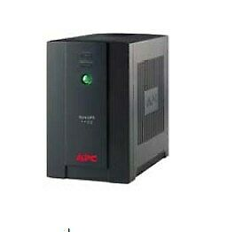 APC by Schneider Electric Back-UPS Line-interactive UPS - 1.40 kVA/700 W - To...