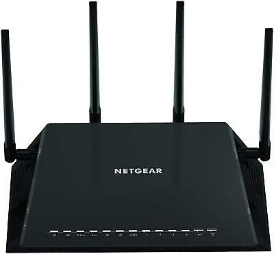 Netgear Nighthawk X4S AC2600 Smart Quad-Stream WiFi Gaming Router R7800-100NAS