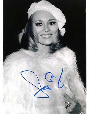 autographe FAYE DUNAWAY dédicace belle photo signée BONNIE & CLYDE