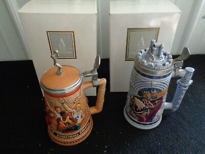 Avon Stein Lot Century Of Basketball And Knights Of The Realm