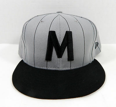 watch 6109d 745ff Milwaukee Brewers Bears Grey TBTC New Era Low Profile Fitted Hat