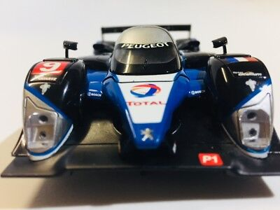 Scalextric Peugeot 908 HDI FAP Le Mans **RARE, SERVICED AND RACE TUNED**