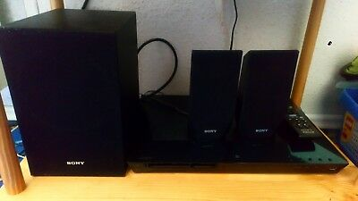 Heimkino system 2.1 Bluetooth WiFi 3d Sony blu Ray