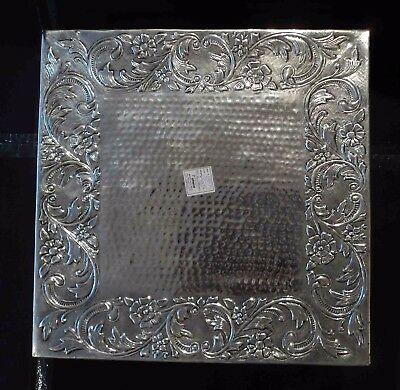 Indian Old Place brass and silver & silver Home And Garden Decorative Gift