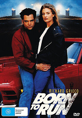 BORN TO RUN  Richard Grieco  Jay Acovone Thriller  ALL REGION DVD
