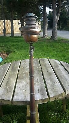 Large Collection Of Antique Welsh Chapel Oil Lamps