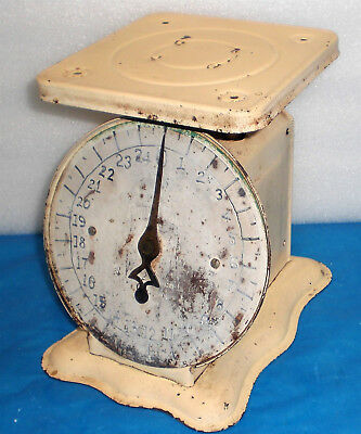 Vintage American Family Scale 25 Pounds by Ounces