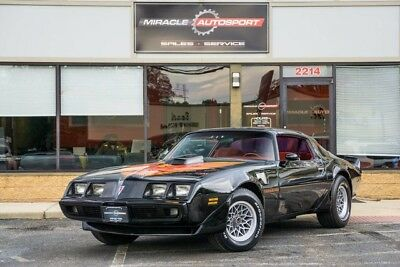 1979 Pontiac Trans Am  low mile free shipping 6.6 ta clean muscle classic collector bandit firebird