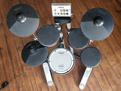 Roland HD-1 V-Drums Lite, E-Drum, Electronic Drumset TOP!