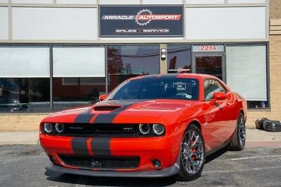 2016 Dodge Challenger  rt 392 free shipping warranty clean carfax 1 owner loaded finance muscle