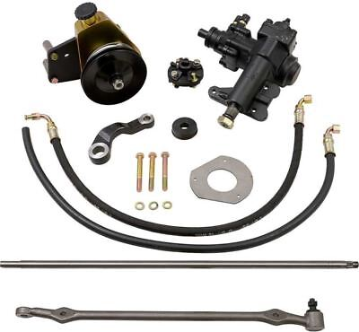 5651 1964-1967 Ford Mustang Early 67 Integral Power Steering Conversion Kit