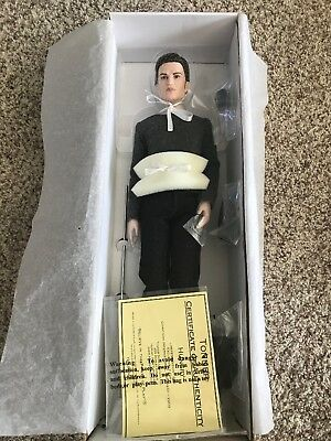 Twilight Saga Hungry Edward Tonner Doll