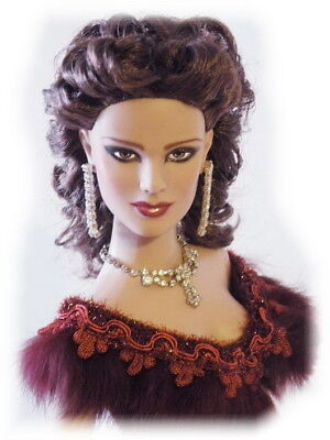 Tonner Repaint Tess Trueheart with outfit OOAK by Bethboul