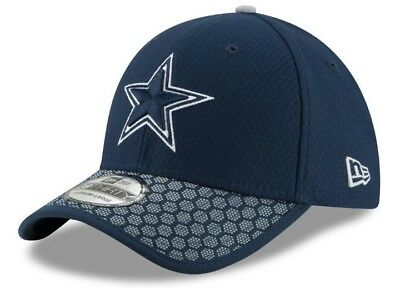 da07e0844d1 Dallas Cowboys New Era NFL Sideline 39Thirty Stretch-Fit Hat Cap! Size L  1  of 3Only 2 available ...