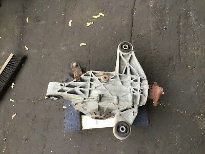 2008 cadillac cts rear differential