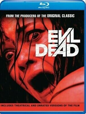 Evil Dead: Unrated (REGION A Blu-ray New)