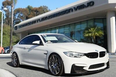 2016 BMW M4 Competition BMW M4 Competition