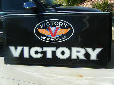Victory Motorcycle Sign Victory Logo Sign Vintage Victory Sign