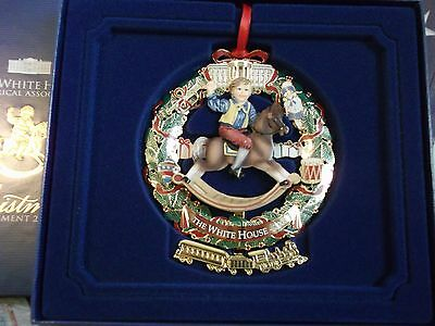 2003 White House Historical Christmas Ornament~Iob--Ulysses S.grant~