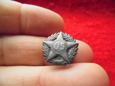 RARE WWI Sterling *wounded* US Discharge pin