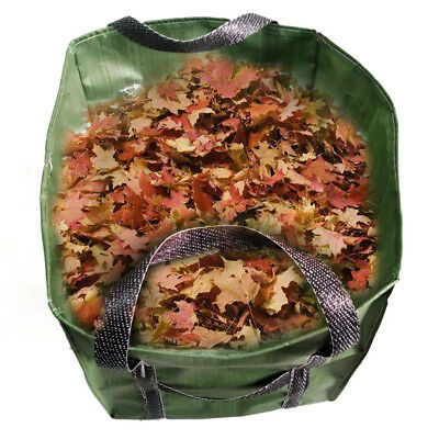 Durable Waterproof Reusable Fallen Leaves Garbage Container Bag Large Size