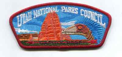 Csp From Utah National Parks Council- Sa- New 2018 Auction Donation