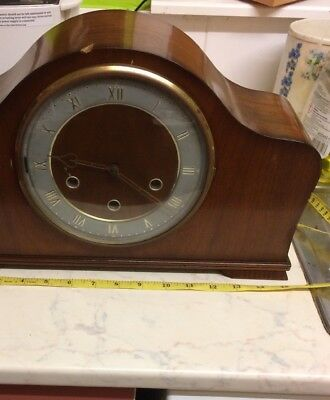 Smiths Chiming Mantle Clock K6A 5512 No Key