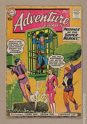 Adventure Comics (1st Series) #267 1959 GD 2.0