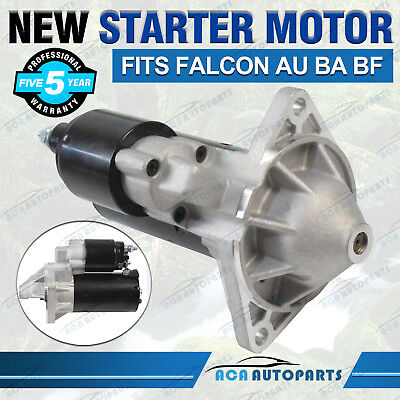 Starter Motor for Ford Falcon XE XF EA EB ED EF EL AU BA BF 6cyl Territory NEW