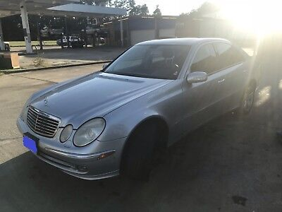 2005 Mercedes-Benz E-Class  2005 mercedes-benz e320