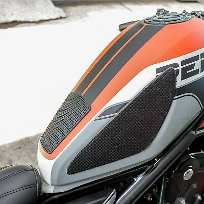 Tank Pad Side Traction Cover Fuel Grip Decal Fit For Honda Rebel 300 500 CMX