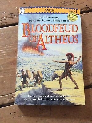 The Cretan Chronicles 1: The Bloodfeud of Altheus... by Parker, Philip Paperback