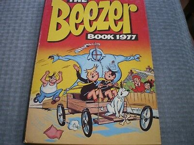 The Beezer Book 1977