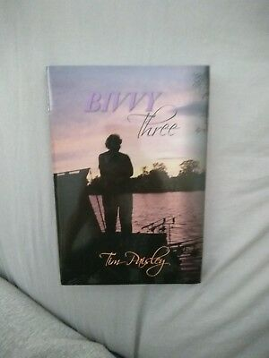 Tim Paisley From The Bivvy 3 Three Carp Book signed mint