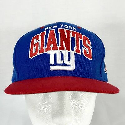 check out 2db65 edcd0 New York Giants Mitchell   Ness Vintage Collection NFL Football SnapBack  Cap Hat