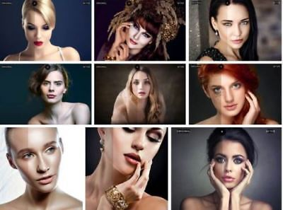 33 Pro Skin Retouch Lightroom Presets (Email Deivery)
