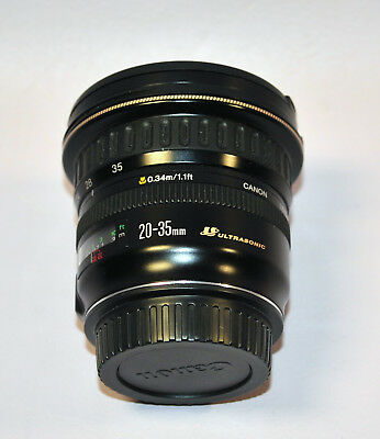 Canon 20-35mm/1:3.5-4.5 Canon EF Zoom Lens