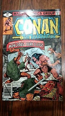 Conan the Barbarian (1970 series) #99 in good condition. Marvel comics
