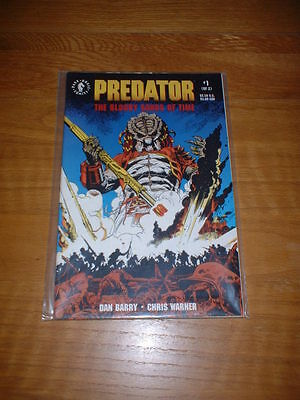 Predator; The Bloody Sands Of Time 1 (Of 2). Nm Cond. Feb 1992. Barry / Warner